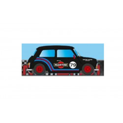 1/24° BRM AUSTIN Mini Cooper n° 79