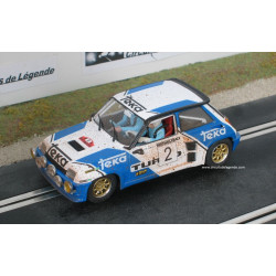 FLY-SLOTWINGS RENAULT 5 TURBO n° 2