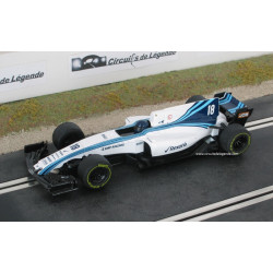 SCALEXTRIC WILLIAMS FW41- Mercedes n° 18